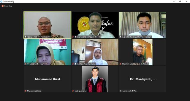 Seminar Rancangan Aktualisasi CPNS Pengadilan Agama Nabire